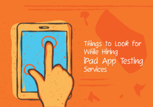 ipad app testing services